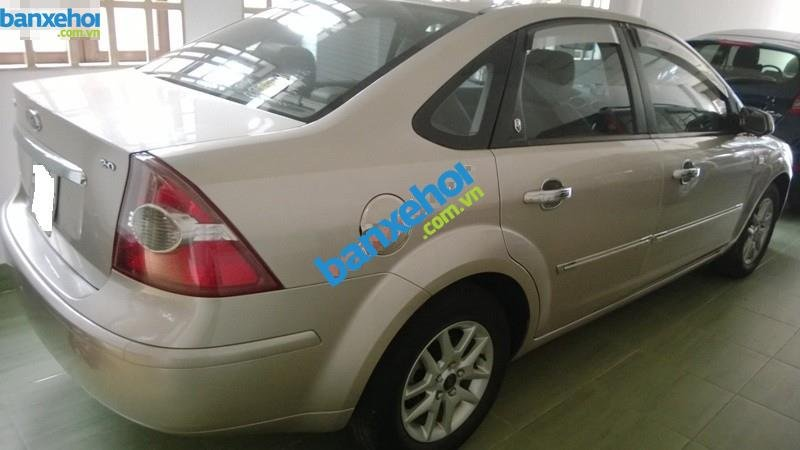 Xe Ford Focus 1.8MT 2007-3