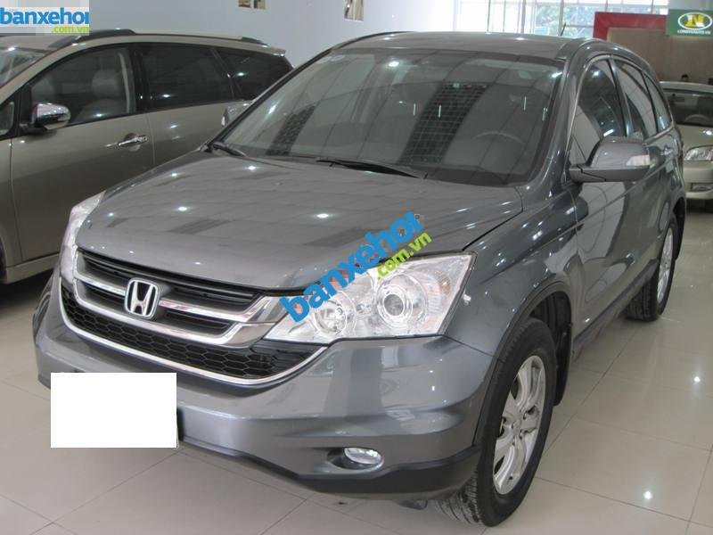 Xe Honda CR V 2.4 AT 2012-1