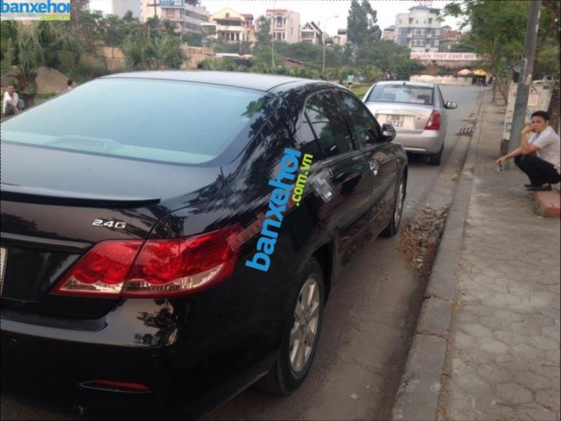 Xe Toyota Camry G 2007-11