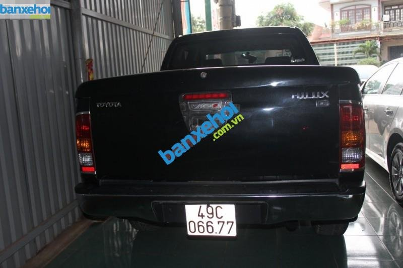 Xe Toyota Hilux G 2009-1