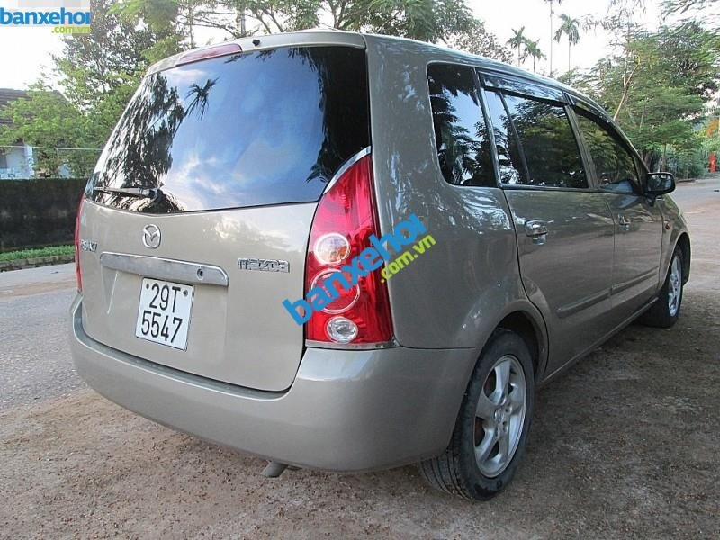 Xe Mazda Premacy 1.8 AT 2003-7