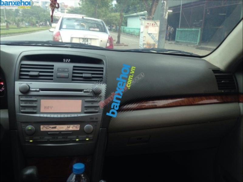 Xe Toyota Camry G 2007-7