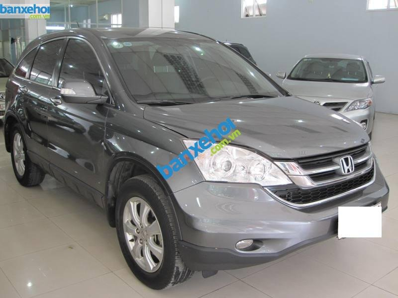 Xe Honda CR V 2.4 AT 2012-0