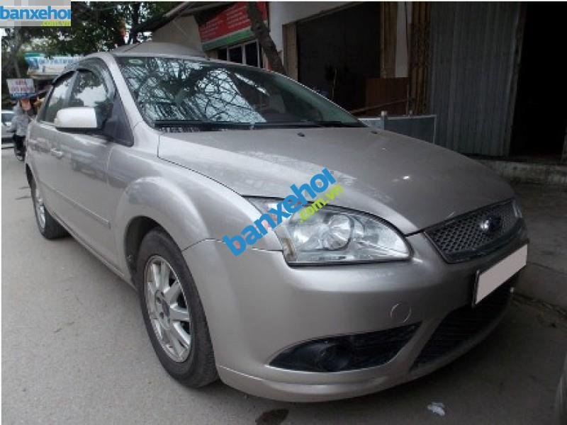 Xe Ford Focus 1.8MT 2007-1