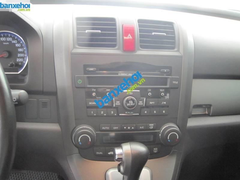 Xe Honda CR V 2.4 AT 2012-4