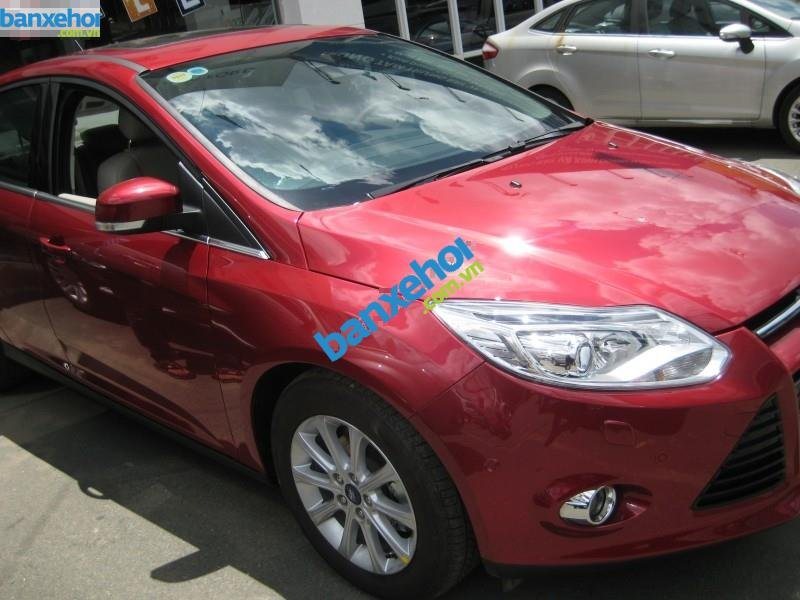Xe Ford Focus 2.0L AT 2013-2