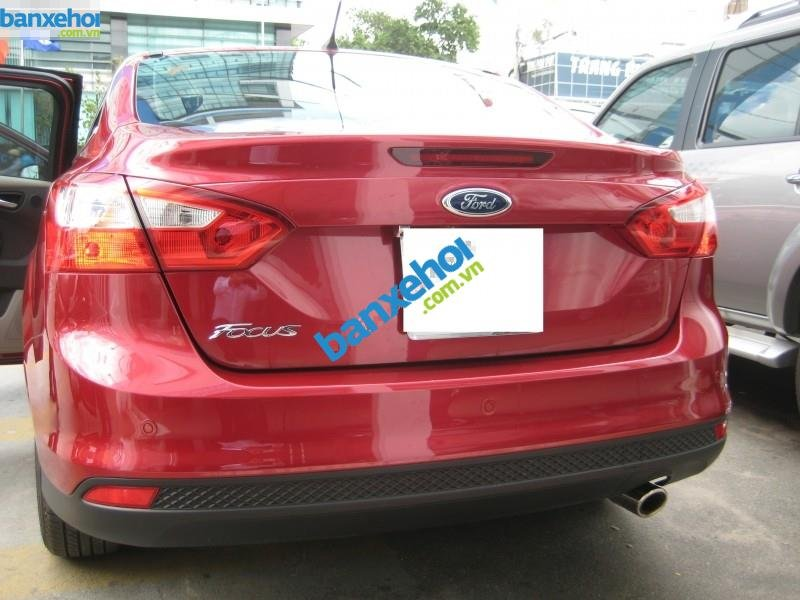 Xe Ford Focus 2.0L AT 2013-3