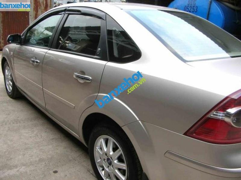 Xe Ford Focus 1.8MT 2007-2