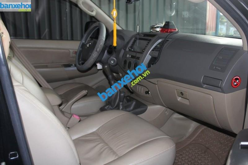 Xe Toyota Hilux G 2009-2