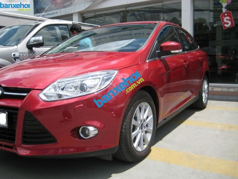 Xe Ford Focus 2.0L AT 2013-1