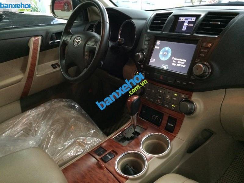 Xe Toyota Highlander Limited 3.5 2008-6