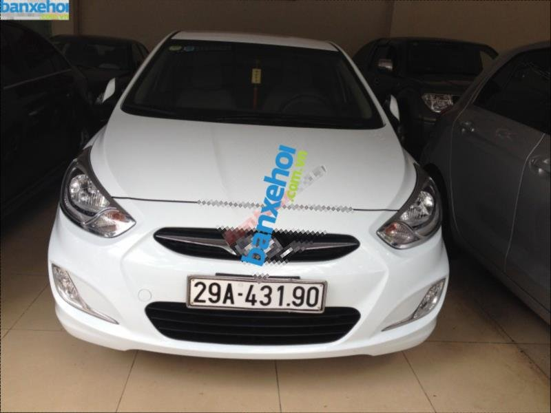 Xe Hyundai Accent 1.4AT 2011-8