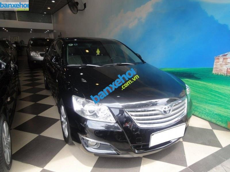 Xe Toyota Camry 2.4G 2008-0