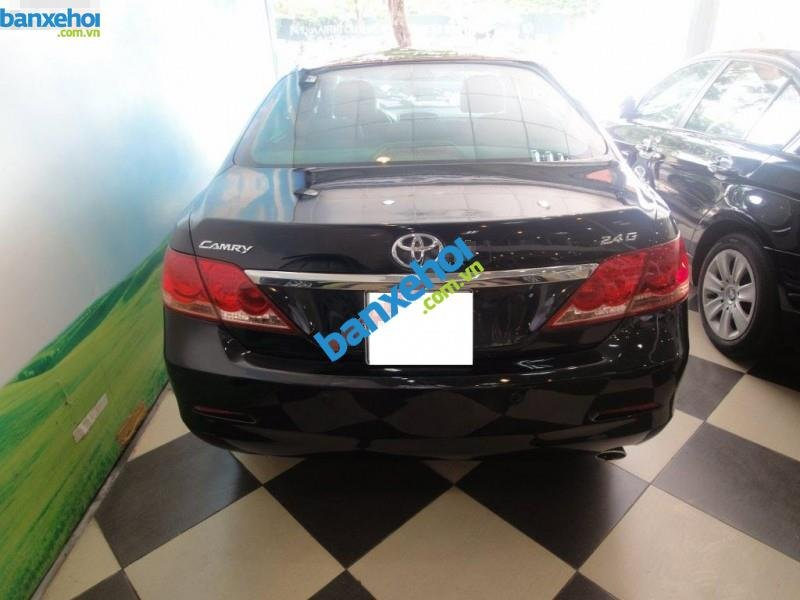 Xe Toyota Camry 2.4G 2008-3