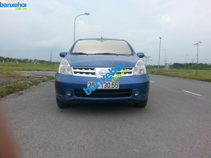 Xe Nissan Grand livina 1.8AT 2010-1