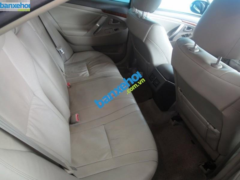 Xe Toyota Camry 2.4G 2008-5