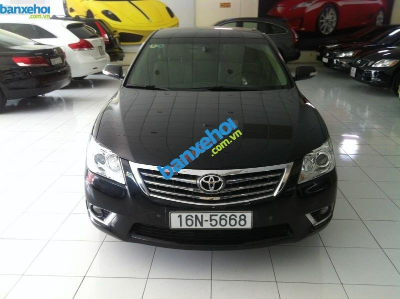 Xe Toyota Camry 2.4G 2010-0