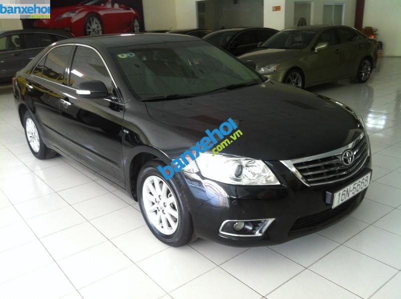 Xe Toyota Camry 2.4G 2010-1