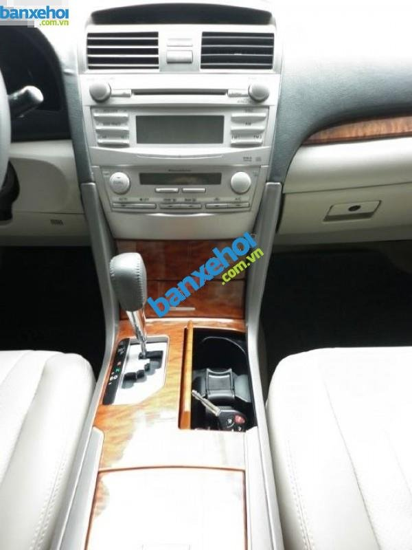 Xe Toyota Camry 2.4G 2007-7