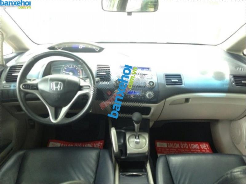Xe Honda Civic 2.0 AT 2008-6