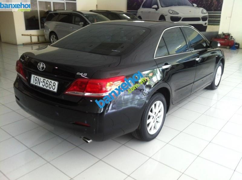 Xe Toyota Camry 2.4G 2010-4