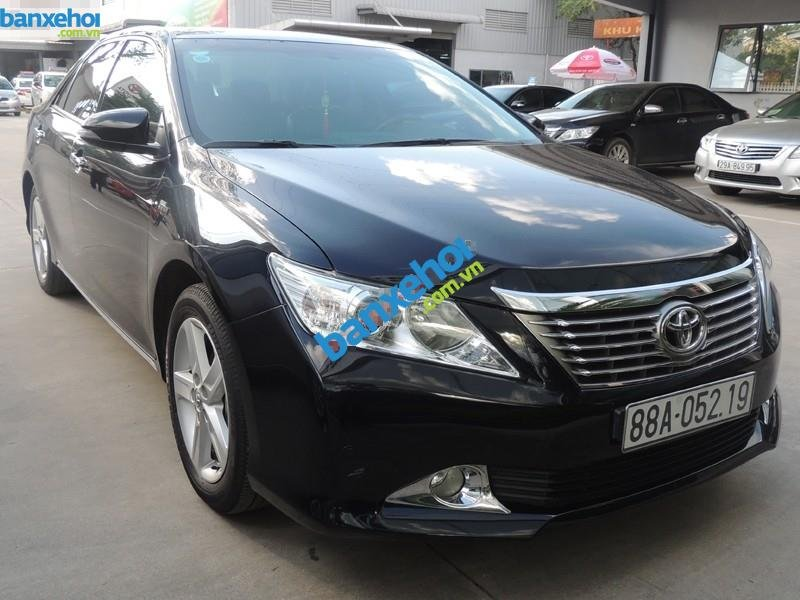 Xe Toyota Camry 2.5Q 2013-1