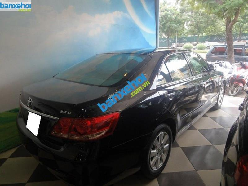 Xe Toyota Camry 2.4G 2008-2