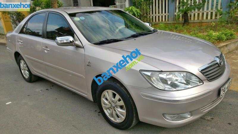 Xe Toyota Camry 2.4G MT 2003-1