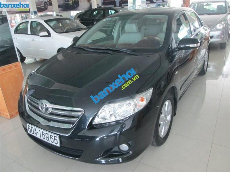 Xe Toyota Corolla altis AT 2008-0