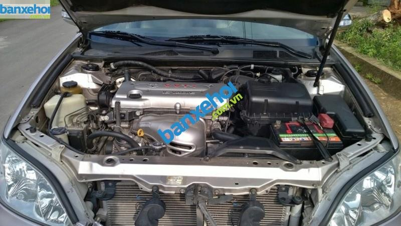 Xe Toyota Camry 2.4G MT 2003-9