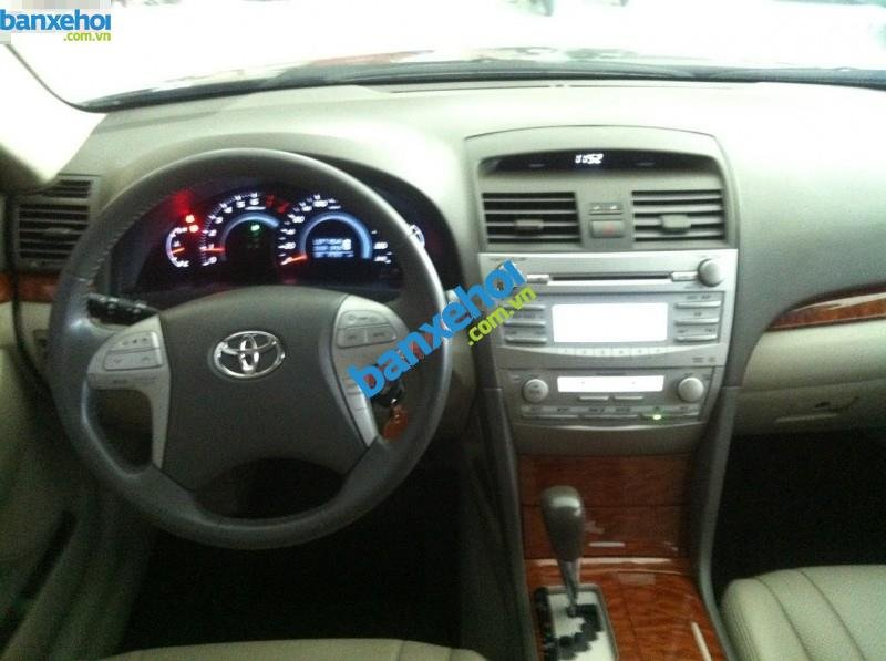 Xe Toyota Camry 2.4G 2010-6