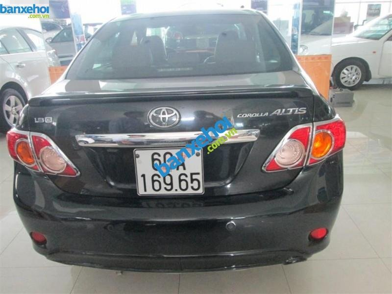 Xe Toyota Corolla altis AT 2008-5