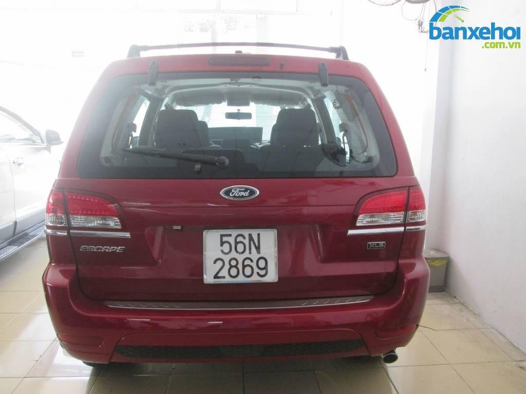 Xe Ford Escape  2009-4