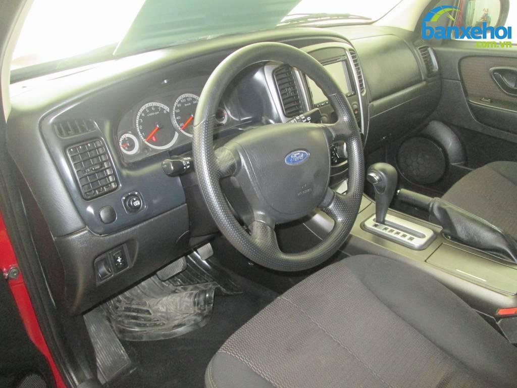 Xe Ford Escape  2009-7