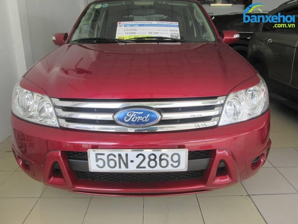Xe Ford Escape  2009-0