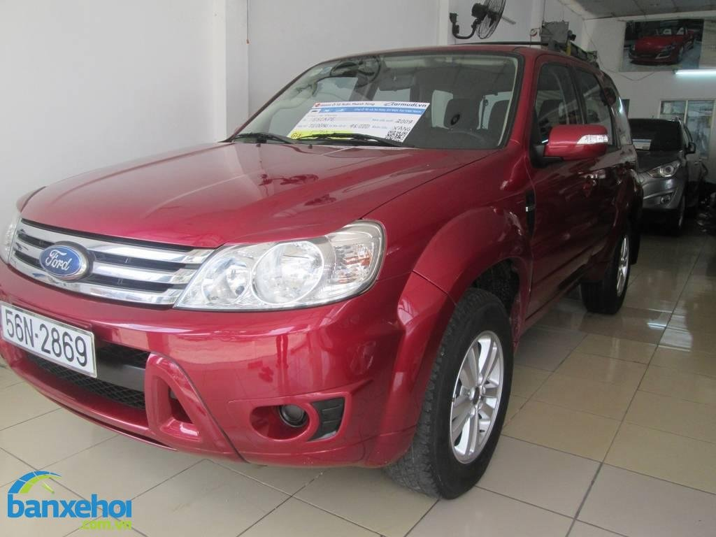 Xe Ford Escape  2009-1