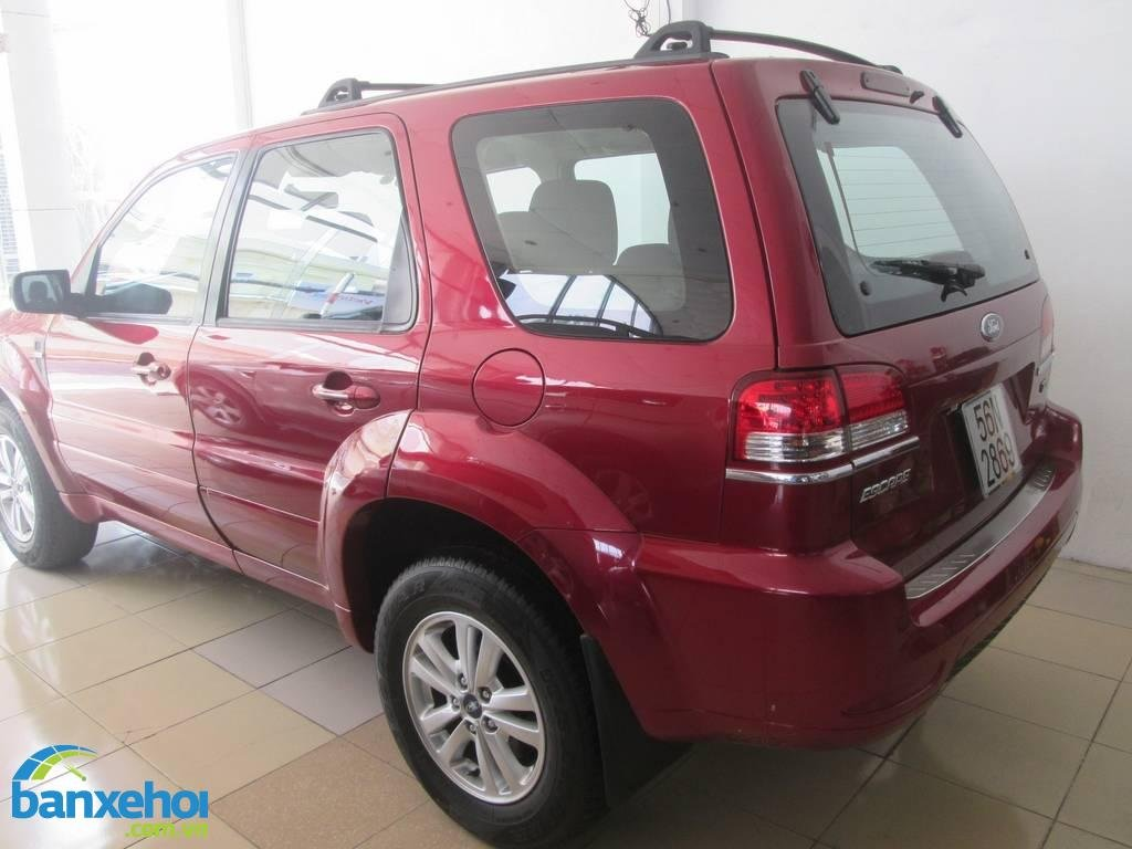 Xe Ford Escape  2009-3