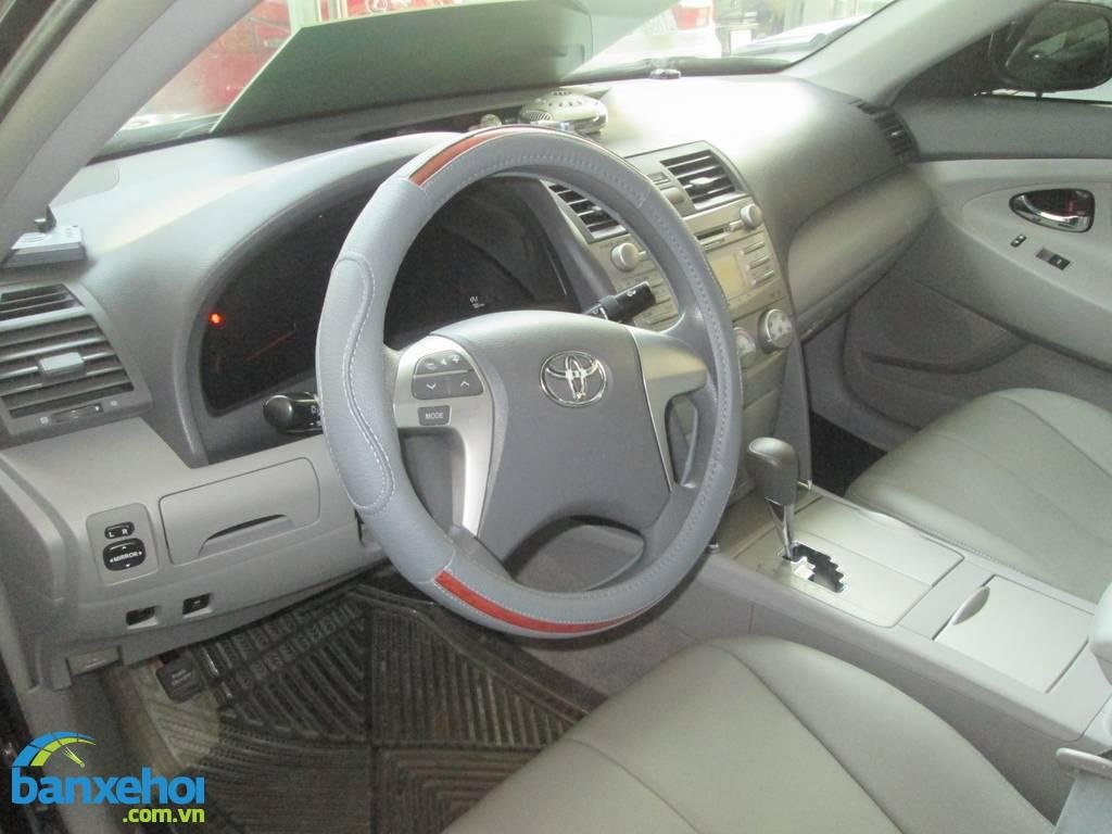 Xe Toyota Camry Le 2009-7