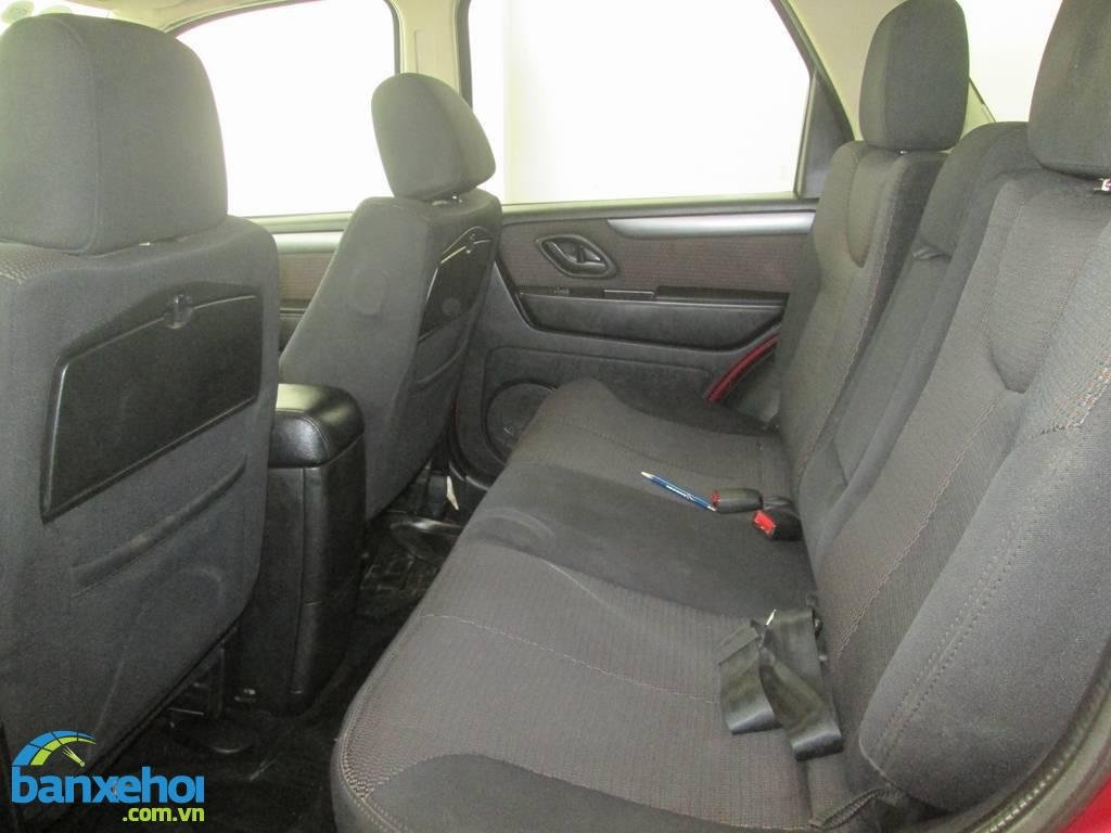 Xe Ford Escape  2009-11