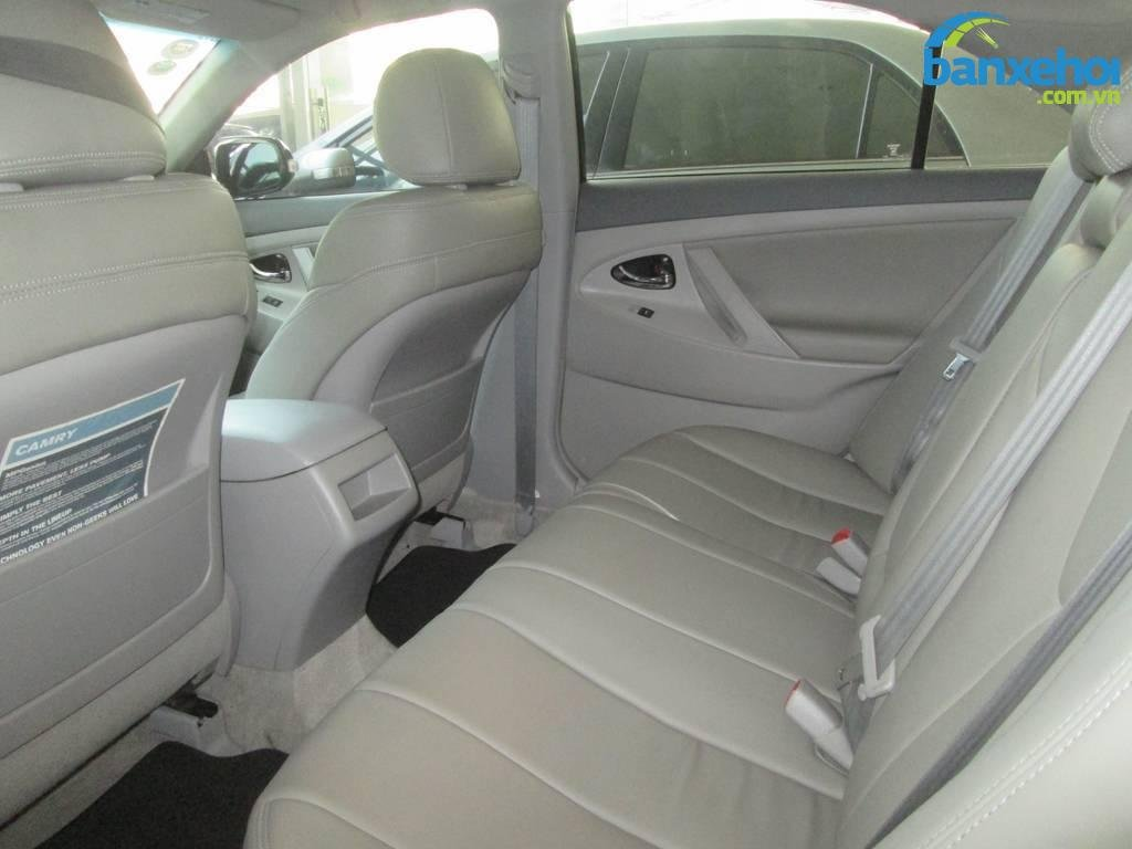 Xe Toyota Camry Le 2009-8