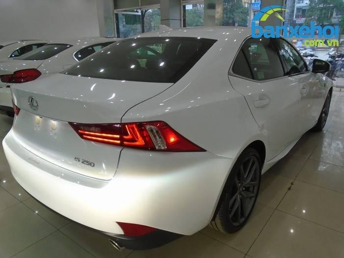 Xe Lexus IS 250 2014-3