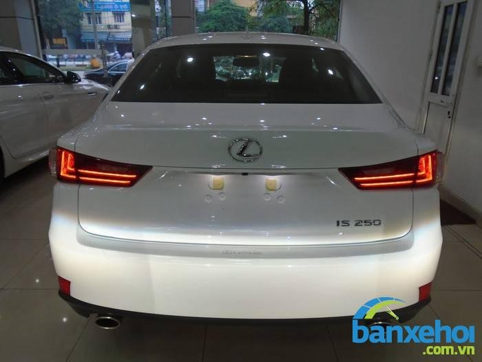 Xe Lexus IS 250 2014-4