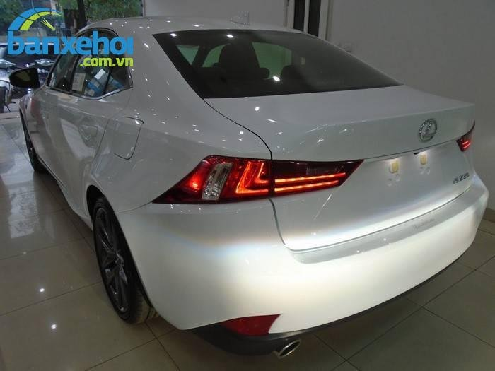 Xe Lexus IS 250 2014-5