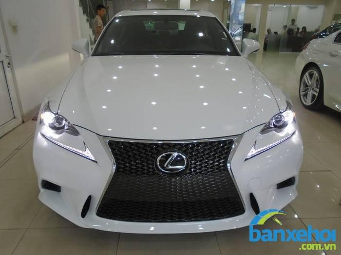 Xe Lexus IS 250 2014-0