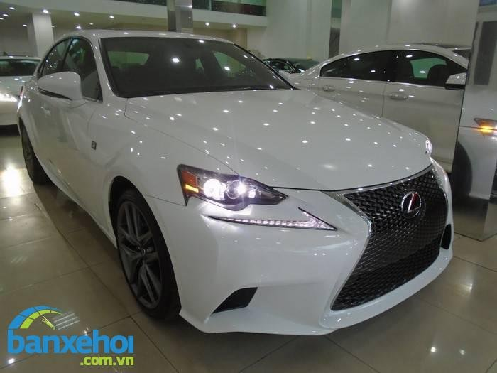 Xe Lexus IS 250 2014-1