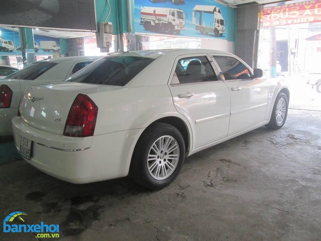 Xe Chrysler 300 Limited 2008-4