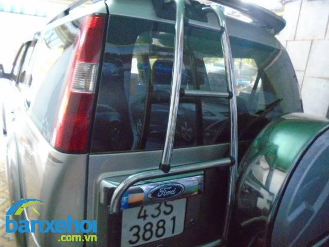 Xe Ford Everest  2008-9