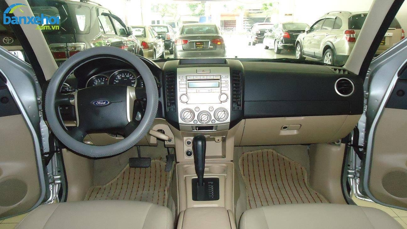 Xe Ford Everest  2009-6