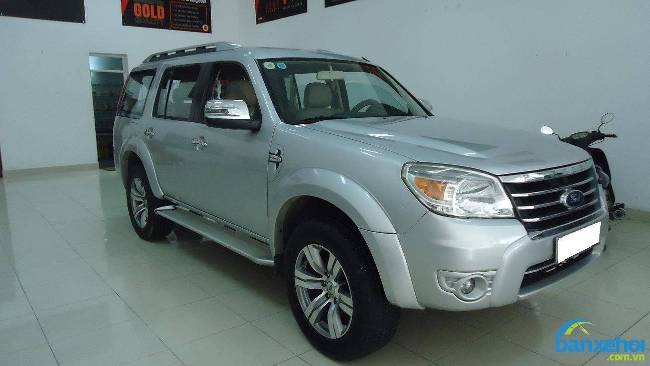 Xe Ford Everest  2009-2
