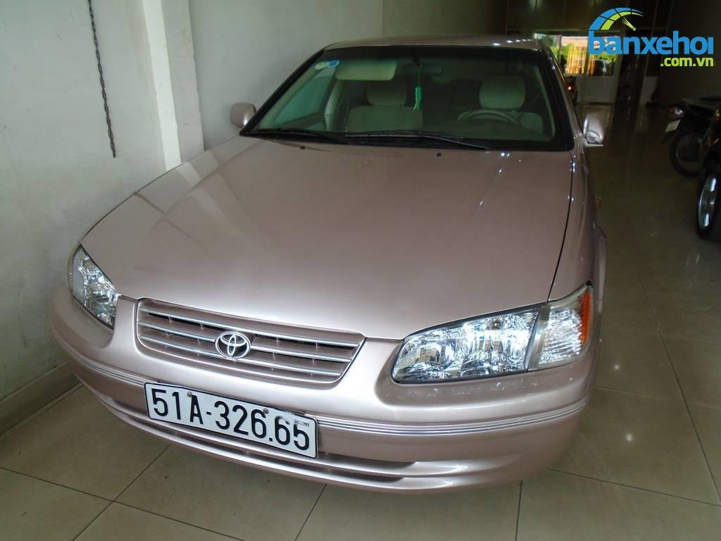 Xe Toyota Camry Xle 2000-0
